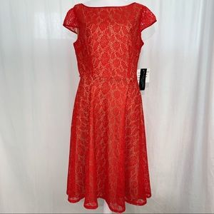Black Label by Evan Picone Casual Dress Size 10